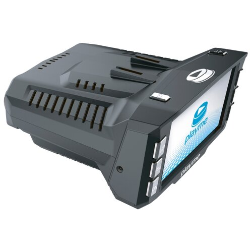 Купить Видеорегистратор с радар-детектором Playme P200 TETRA черный