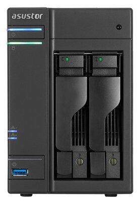 Сетевой накопитель (NAS) ASUSTOR AS-6202T