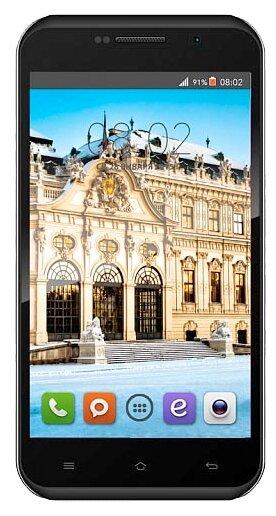 BQ-Mobile BQ BQS-4525 Vienna 8Гб, Оранжевый