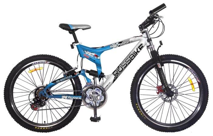 Велосипед для взрослых Russbike X-Intruder (JK607)