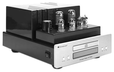 CD-проигрыватель PrimaLuna ProLogue Classic CD Player