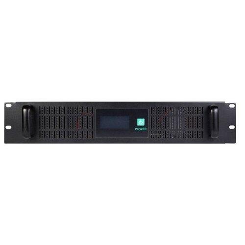 Интерактивный ИБП SVC RTO-1.5K-LCD черный