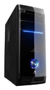 Компьютерный корпус SeulCase Chic 450W Black