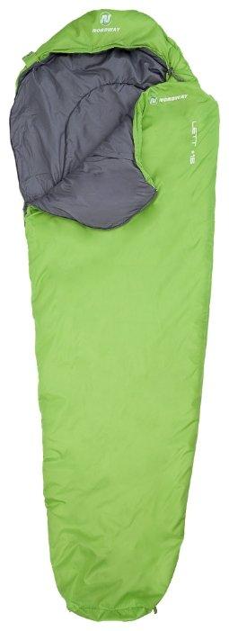 Спальный мешок NORDWAY Lett +15 L-XL