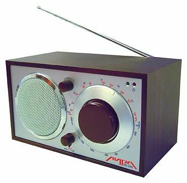 ИРЗ Радиоприемник ИРЗ Лира РП-249