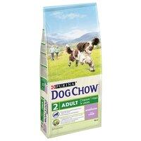 Корм для собак Dog Chow Puppy All Breeds Lamb & Rice (16,5кг(14кг+2,5кг подарок))