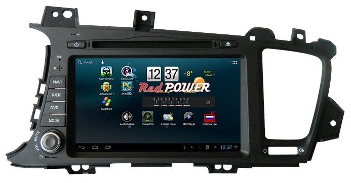 RedPower Carpad2 Duos Kia Optima 15091