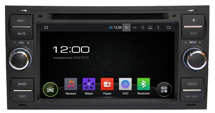 FarCar s130 Ford Kuga, Fusion, C-Max, Galaxy, Focus на Android (R140)