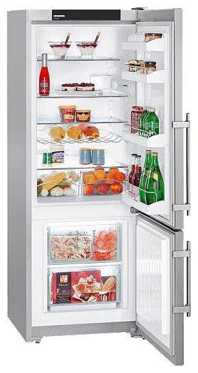 Холодильник Liebherr CUPesf 2901 серебристый