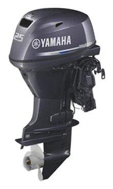 Лодочный мотор YAMAHA F25DES