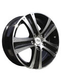TG Racing LZ 246 6,5x16 5x108 ET 52,5 (CT) - фото 1