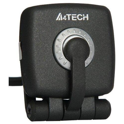 Веб-камера A4Tech PK-836F черный