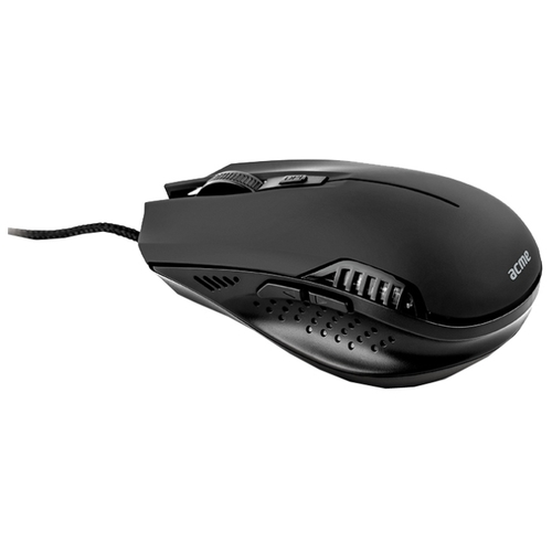 Мышь ACME MS12 Ergonomic mouse Black USB