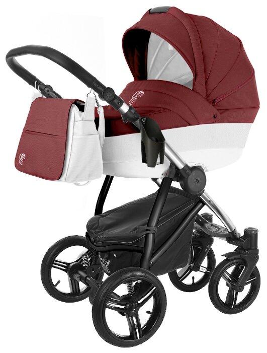Коляска для новорожденных Esspero Grand Newborn Lux (люлька)