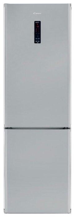 Холодильник Candy CKBN 6200 DS серебристый