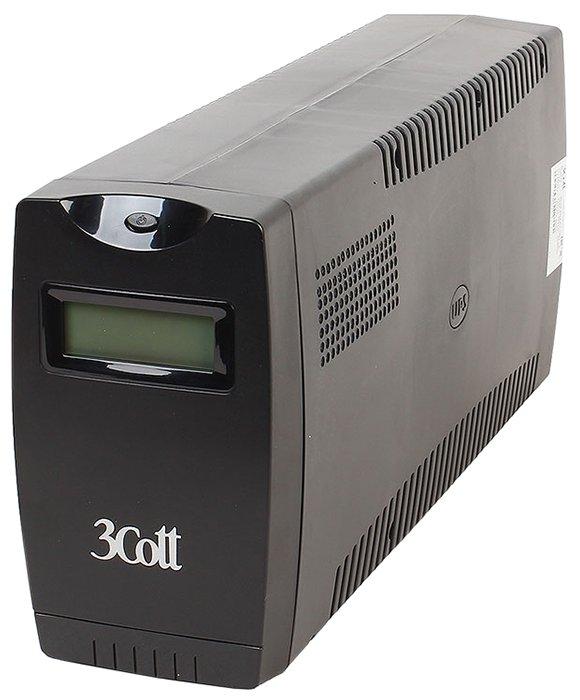 3Cott Smart 1000VA/600W