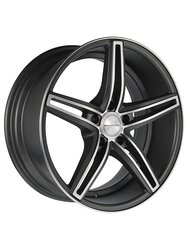 Диски Racing Wheels H-583 8,5x19 5x120 D72.6 ET25 цвет WSS - фото 1