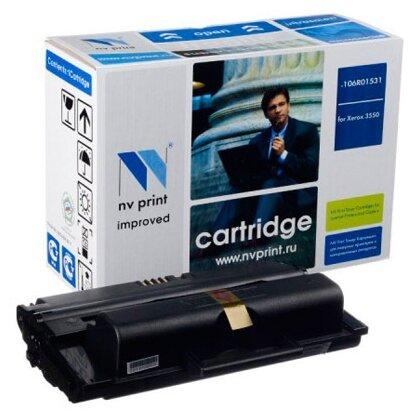 Картридж NV Print 106R01531 для Xerox, совместимый — купить по выгодной цене на Яндекс.Маркете