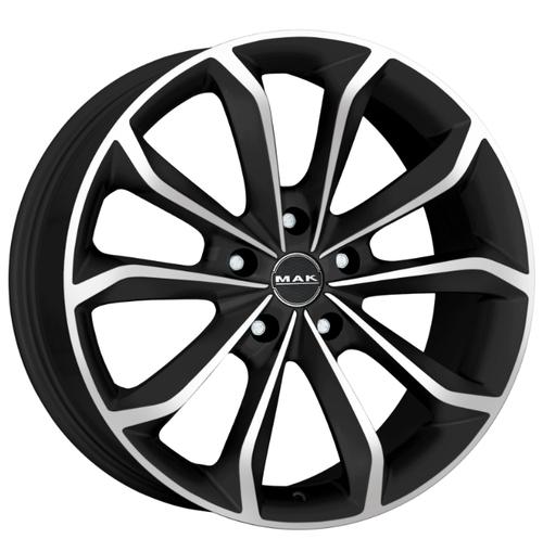 Характеристики модели Колесный диск Mak Xenon 8x18/5x130 D71.6 ET40 Ice Black на Яндекс.Маркете
