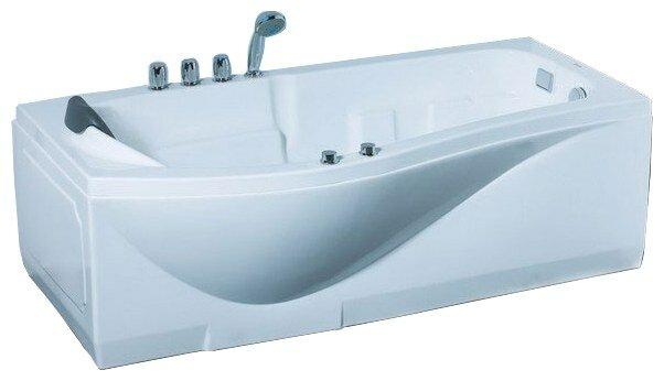 Отдельно стоящая ванна Gemy G9010 B