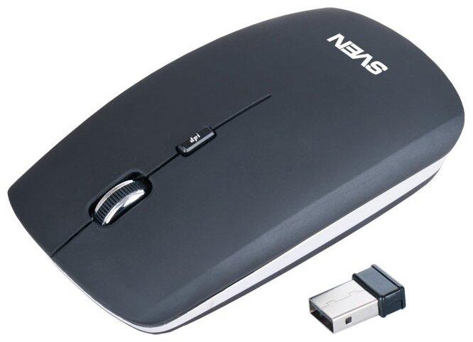 Мышь SVEN LX-630 Wireless Black USB
