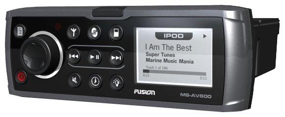 Автомагнитола Fusion MS-AV600