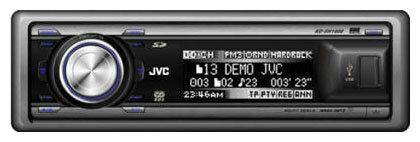 Автомагнитола JVC KD-SH1000