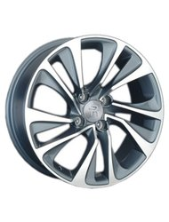 Диск колесный Replay Ci29 7x17/4x108 D65.1 ET26 GMF - фото 1
