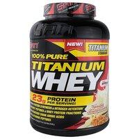 Протеин сывороточный SAN 100% Pure Titanium Whey шоколадная крошка 2272 гр.