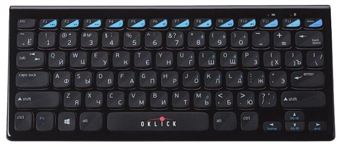 Oklick 850 S Black USB