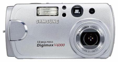 Фотоаппарат Samsung Digimax V4000