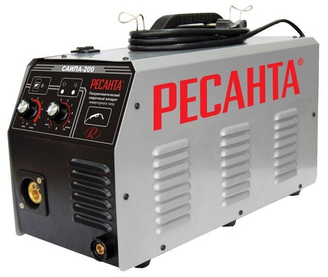 Сварочный аппарат РЕСАНТА САИПА-200 (MIG/MAG)