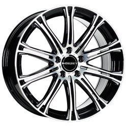 Колесные диски Borbet CW 1 8x18/5x112 D72.5 ET45 Black Polished