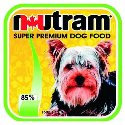Корм для собак Nutram Консервы для собак с индейкой (0.15 кг) 1 шт.