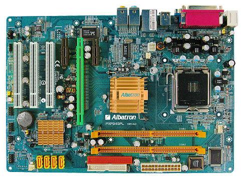Albatron PX945PL