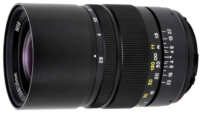 Объектив Oshiro 135mm f/2.8 LD UNC AL Canon EF