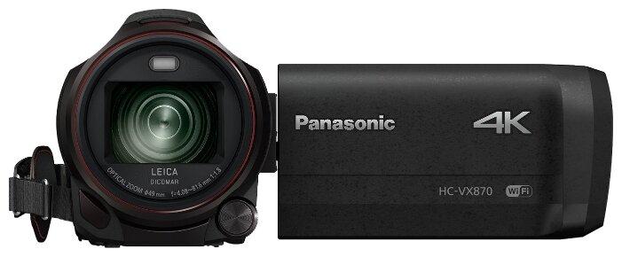 Видеокамера Panasonic HC-VX870