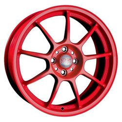 Колесные диски OZ Racing Alleggerita HLT 12x18/5x130 D71.56 ET68 Matt Red