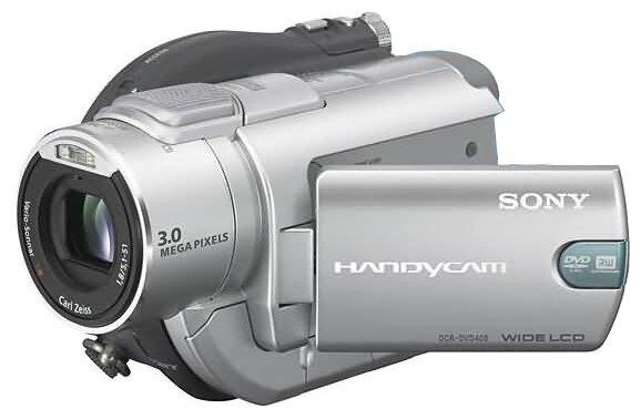 Sony Видеокамера Sony DCR-DVD405E