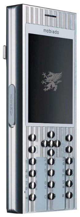 Mobiado Телефон Mobiado 3 AF SILVER
