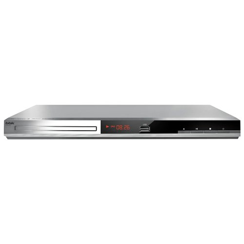 Фото - DVD-плеер BBK DVP036S серебристый dvd плеер bbk dvp034s dark grey