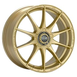 Колесные диски OZ Racing Formula HLT 8x17/5x100 D68 ET48 Race Gold
