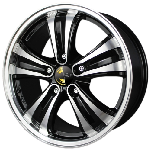 Колесные диски Sodi Wheels Atlant SUV 7.5x17/5x127 D71.6 ET45 B4