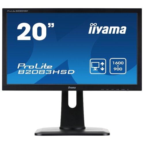 Монитор Iiyama ProLite B2083HSD-1  - купить со скидкой