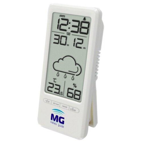 Метеостанция Meteo guide MG 01309 белыйЦифровые метеостанции<br>