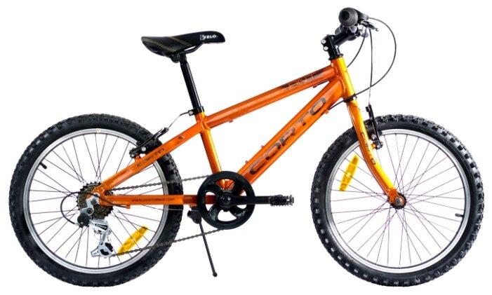 Подростковый велосипед Corto Ant
