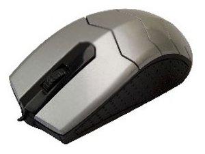 Мышь Aneex E-M526 Grey-Black USB