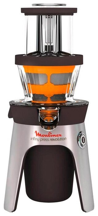 Moulinex Соковыжималка Moulinex ZU 5008 Infiny Press Revolution