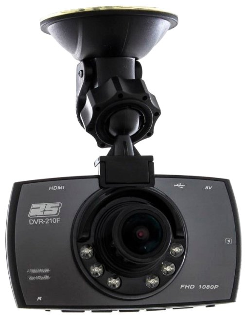 RS RS DVR-210F