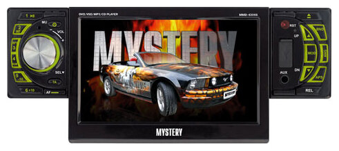 Mystery MMD-4306S